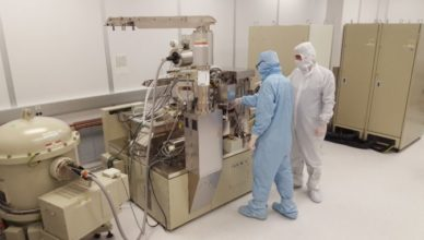 electron beam technology