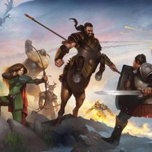 MMORPG Games
